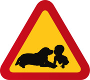 Bebis & hund