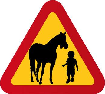 Barn Häst pojke1