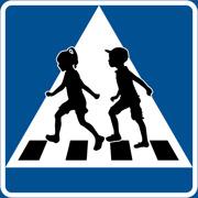 Övergångsställe Barn