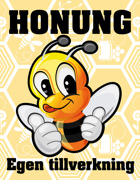 Honung Egen tillverkning