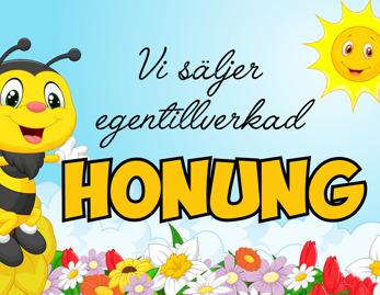 Egentillverkad honung