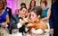 persiskt libanesiskt arabiskt bröllop