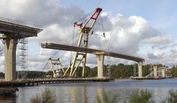 Fotografering brolyft Finlands arkipelag