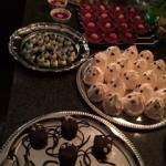 Halloween desserter