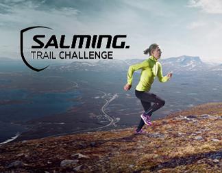 Salming Trail Challange - 28:e Januari Reflex