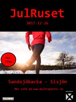 JulRuset 2017 - JulRuset 7km