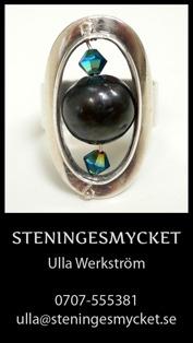 Konsthantverk Halland - smyckestillverkning Steningesmycket utanför Halmstad