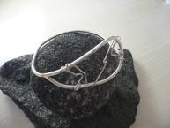 Armband silver 800 krDesigne Ulla Werkström
