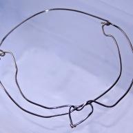 Silverhalsband 1100kr