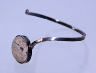 Silverarmband med natursten 1000kr