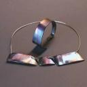 Halsband silver Titan 1200kr Armband Titan 750kr