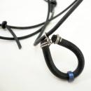 Halsband Titan gummi 500kr
