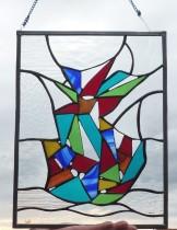 Till havs (44x33 cm) 5000 kr