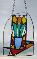 Tulpaner (24 x 16 cm)  2500 kr