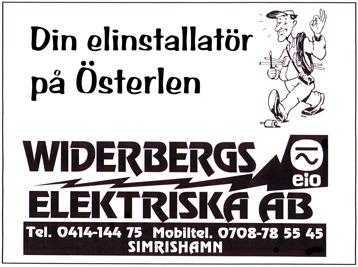 Widerbergs Elektriska AB