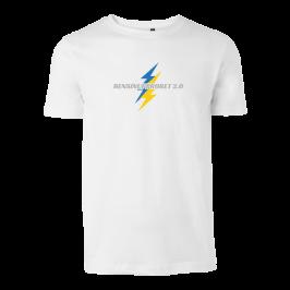 BU 2.0 T-shirt Vit - XS