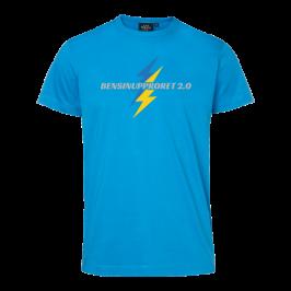 BU 2.0 T-shirt Blå - XS
