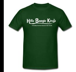 T-shirt Hills Boogie Kings