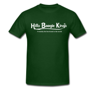 T-shirt Hills Boogie Kings