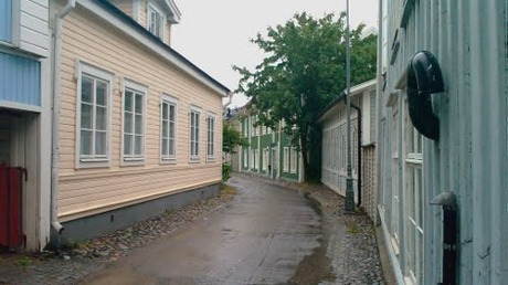 Anrika Östanbäcken. Foto: Uno Gradin.