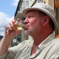 Vinprovning i Alsace