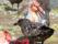 Antarktis 2012 Jättestormfågel på rov