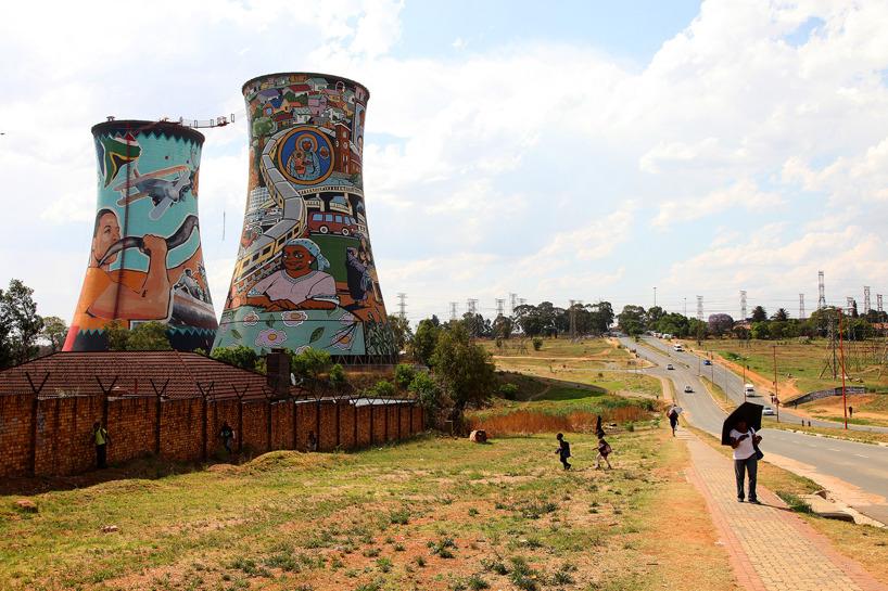 Soweto - numera både fattigt och rikt