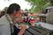 SYDAFRIKA 2014 Lunchrast i Krugerparken 150 dpi