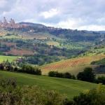 ITALIEN San Gimignano