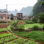 Kinesisk landsbygd