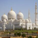 Sheik Zayedmosken i Abu Dhabi