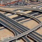DUBAI 2015 Trafikplats