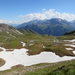 ÖSTERRIKE 2015 Alperna Hochalpenstrasse II  150 dpi