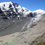 ÖSTERRIKE 2015 Alperna Glaciären