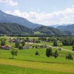 ÖSTERRIKE 2015 På väg mot Alperna