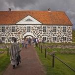 Hovdala manngårdsbyggnaden I 150919