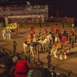 SKOTTLAND 2016 Edinburgh Military Tattoo III kopia