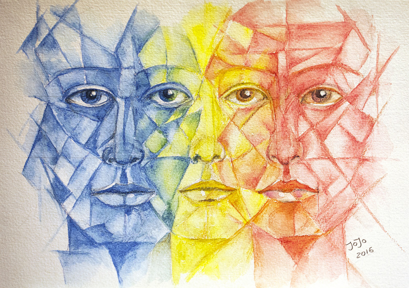 Tre ansikten (2016)