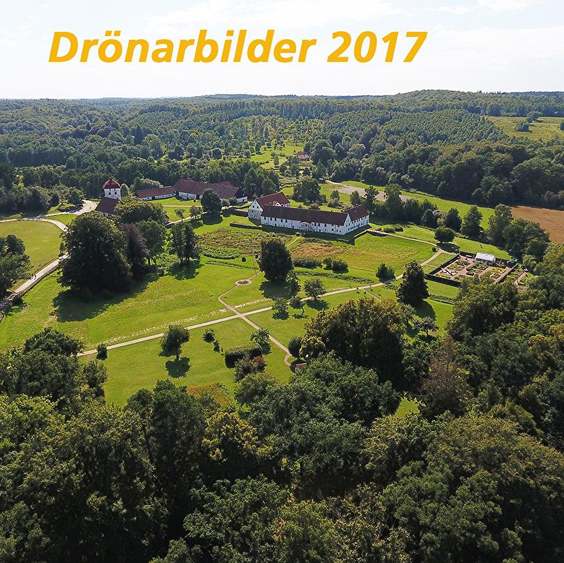 2017 augusti: Hovdala slottsområde