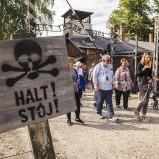 POLEN 2018 Auschwitz Ingången I kopia