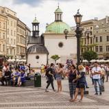 POLEN 2018 Krakow Rynek Lillkyrkan kopia