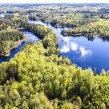 Möllesjön, Hornsjön och Gårdssjön I 190513 kopia