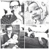 Geryon & Siam, våra bebisar
