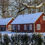 Röda hus, Laxbromölla I 210130 kopia