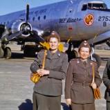 Sjuksköterskor landar I 1953 kopia