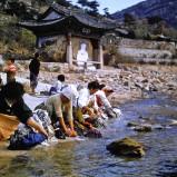 Tvätt i bäck BII 1953 kopia