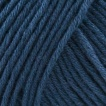 Organic Cotton - 105 - Marinblå