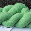 Filisilk - Lindblomsgrön - Lindblomsgrön (med en knut)