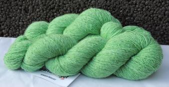 Filisilk - Lindblomsgrön - Lindblomsgrön