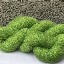 Filisilk - Vårgrön